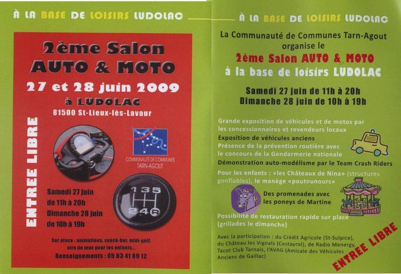 [DEMO] le 26 et 27 juin 2010 au ludolac (81) Ludolac-27-06-09